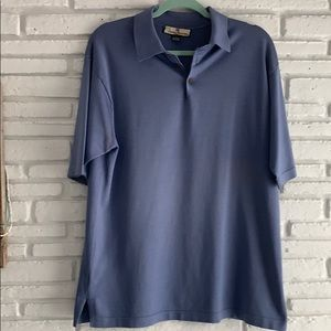 Tommy Bahama silk short sleeve men's polo 👕